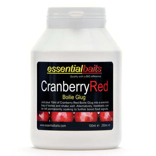 Cranberry Red Boilie Glug