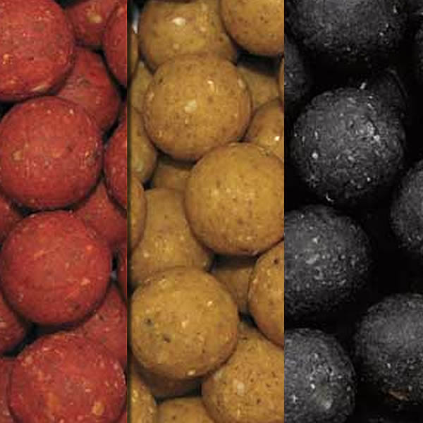 Customised Freezer Boilies