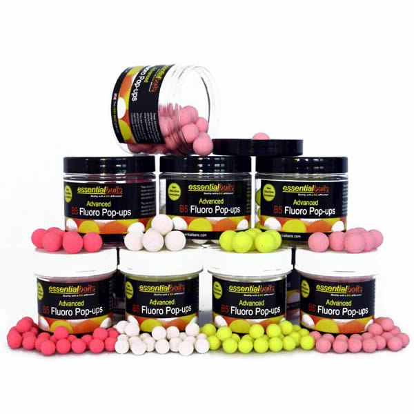 Advanced B5 Fluoro Pop-ups