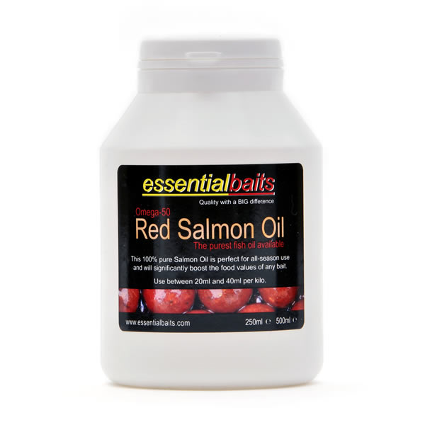 Omega-50 Red Salmon Oil