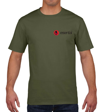 Carpy Green T-Shirts